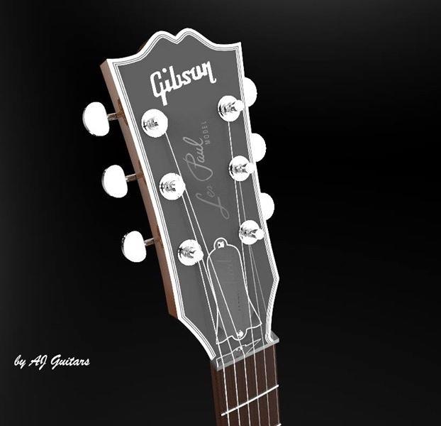 Gibson Les Paul - Concept